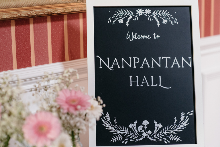 Welcome to Nanpantan Hall