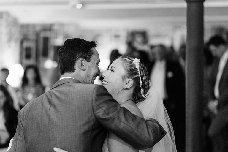 first dance at the west mill