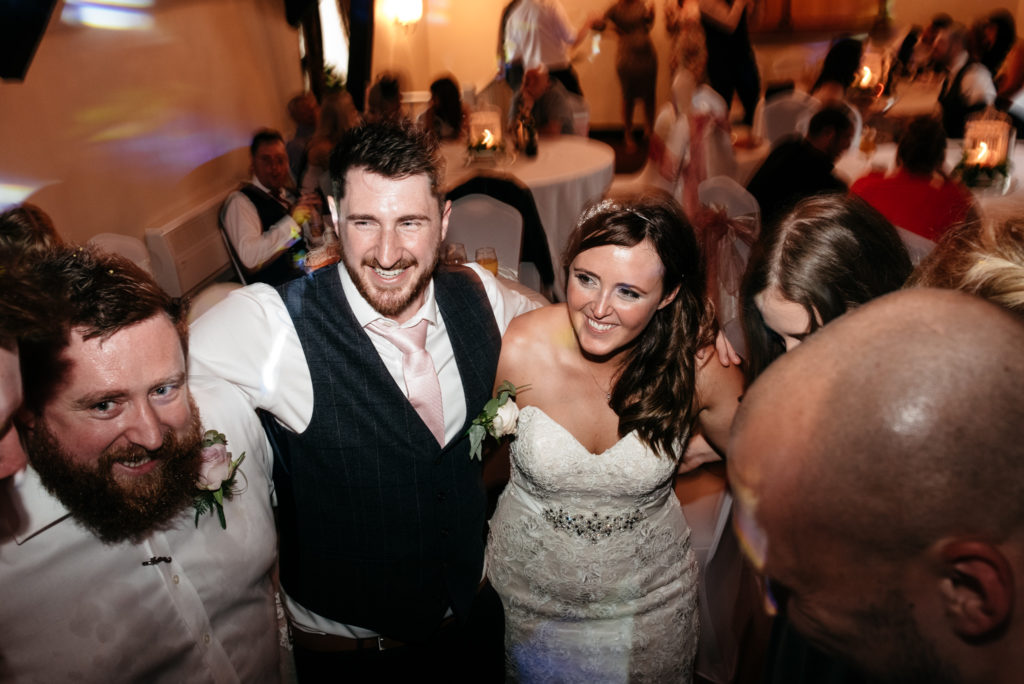 Wedding at The Talbot Hotel in Oundle