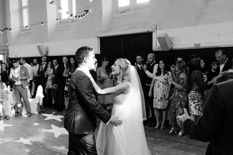 first dance at sir john moore school