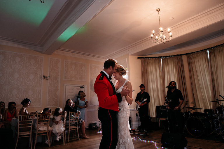 first dance eastington park