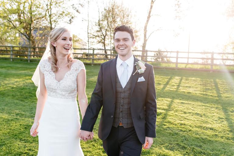 Leicestershire Barn Wedding
