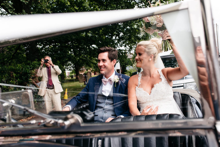 chesterfield garden marquee wedding