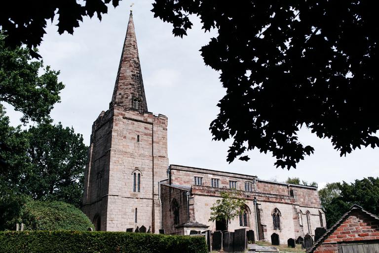 doveridge church in derbyshire