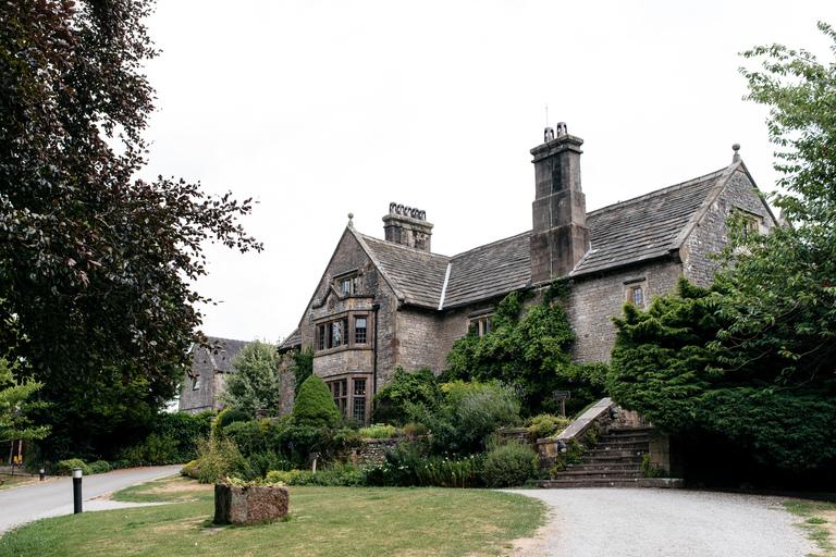 Hartington Hall Derbyshire Wedding Venue