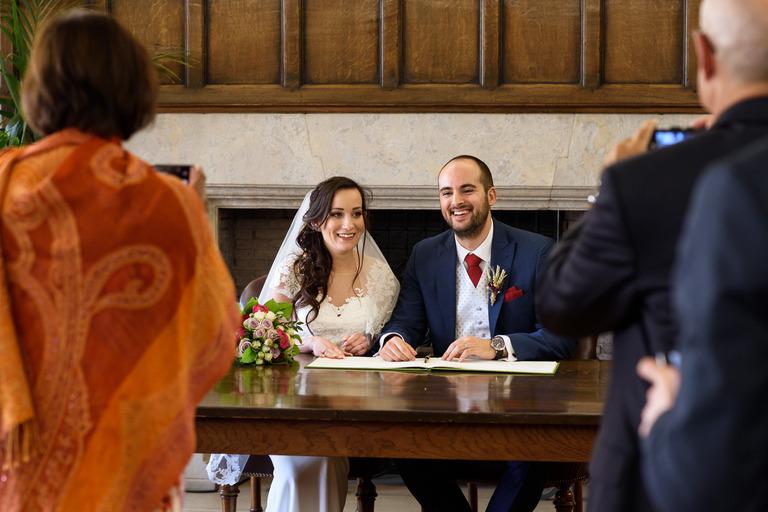 signing the register nottingham