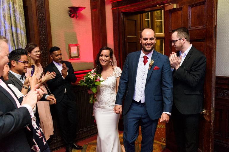 breadsall priory wedding photography