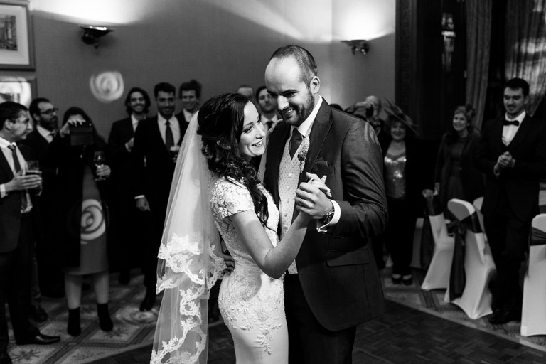 first dance at breadsall priory