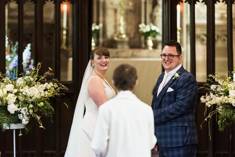 ticknall village hall wedding