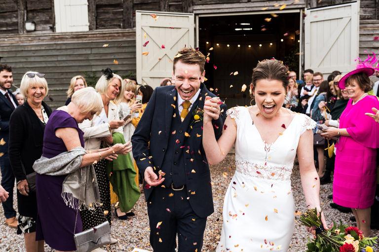healthy eating for your wedding day