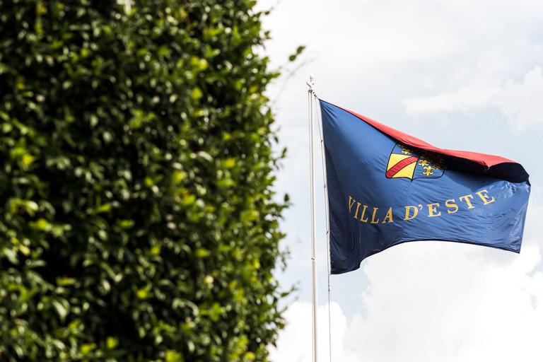 villa d'este flag