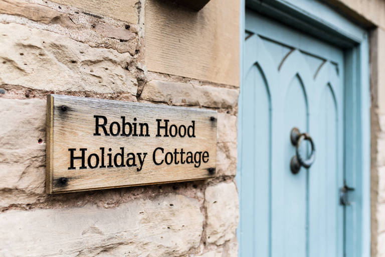 robin hood holiday cottage