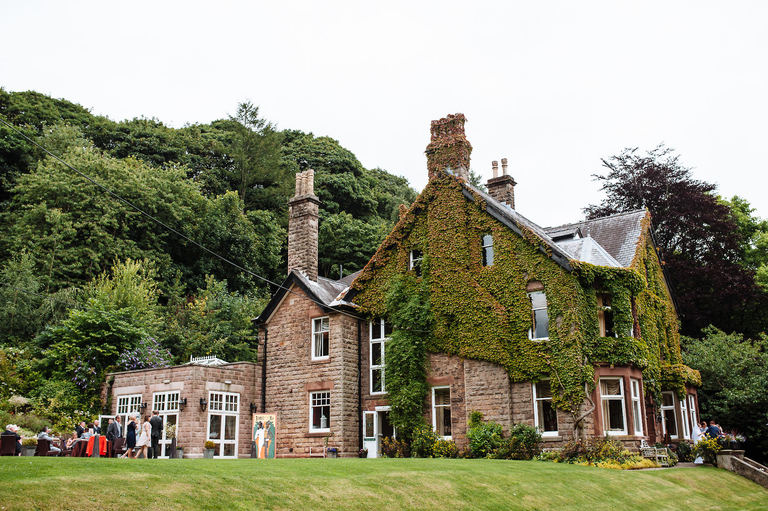Blackbrook House Wedding Venue